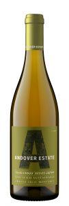 Andover Estate 2018 Chardonnay Bottle Shot – highres