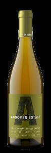 Andover Estate 2018 Chardonnay Bottle Shot – transp
