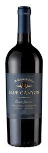 Blue Canyon 2018 Cabernet Sauvignon Bottle Shot