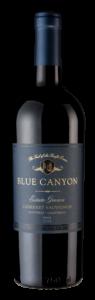 Blue Canyon 2018 Cabernet Sauvignon Bottle Shot – transp