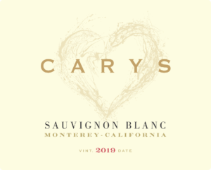 Carys 2019 Sauvignon Blanc Label – transp