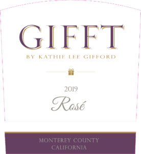 GIFFT 2019 Rose Label