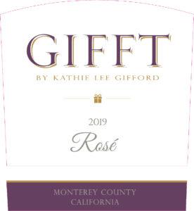 GIFFT 2019 Rose Label