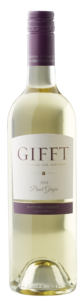 GIFFT 2018 Pinot Grigio Bottle Shot – transp