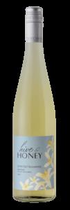 Hive & Honey 2019 Gewurzt Bottle Shot – transp