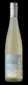 Hive & Honey 2019 Riesling Bottle Shot – transp