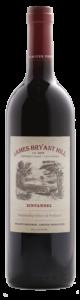 James Bryant Hill 2018 Zinfandel Bottle Shot – transp