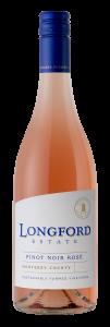 Longford Estate NV Pinot Noir Rose Bottle Shot – transp