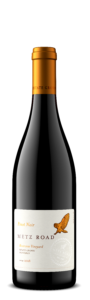Metz Road 2018 Pinot Noir Bottle Shot – transp