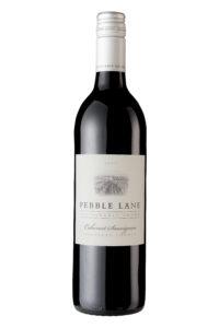 Pebble Lane 2017 Cab Sauv Bottle Shot