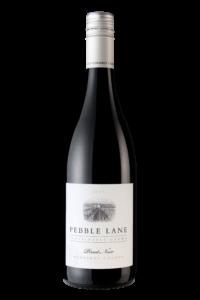 Pebble Lane 2017 Pinot Noir Bottle Shot – transp