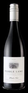 Pebbble Lane 2018 Pinot Noir Bottle Shot – transp