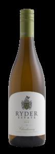 Ryder Estate 2018 Chardonnay Bottle Shot – transp