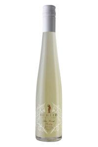 Scheid Vineyards 2017 Late Harvest Riesling Bottle Shot