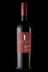 Scheid Vineyards 2017 Touriga Nacional Bottle Shot – transp