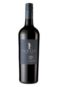 Scheid Vineyards 2018 Dolcetto Bottle Shot
