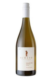 Scheid Vineyards 2018 Grenache Blanc Bottle Shot