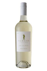 Scheid Vineyards 2018 Odd Lot White Bottle Shot