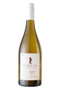 Scheid Vineyards 2018 Rousanne Bottle Shot