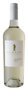 Scheid Vineyards 2019 Sauvignon Blanc Bottle Shot