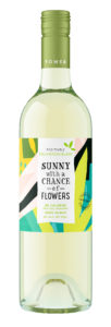 Sunny with a Chance of Flowers NV Sauvignon Blanc Bottle Shot