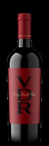 VDR NV Red Blend Bottle Shot – transp