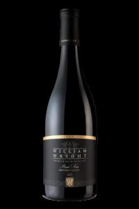 William Wright 2017 Pinot Noir Bottle Shot – transp
