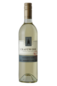 Craftwork 2019 Sauvignon Blanc Bottle Shot – transp