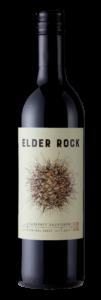 Elder Rock 2017 Cabernet Sauvignon Bottle Shot – transp