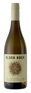 Elder Rock 2018 Chardonnay Bottle Shot – transp