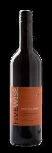 Fivewise 2017 Meritage Bottle Shot – transp
