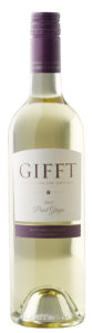 GIFFT 2019 Pinot Grigio Bottle Shot – highres