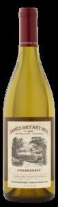 James Bryant Hill 2017 Chardonnay Bottle Shot – transp