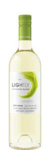 Lightly 2019 Sauvignon Blanc Bottle Shot