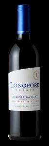 Longford Estate 2018 Cabernet Sauvignon Bottle Shot – transp