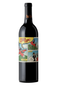 Odd Lot 2018 Cabernet Sauvignon-Syrah Bottle Shot – transp