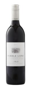Pebble Lane 2017 Merlot Bottle Shot – highres