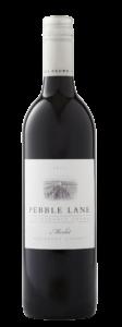 Pebble Lane 2017 Merlot Bottle Shot – transp