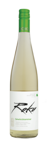 Roku 2019 Gewurztraminer Bottle Shot – transp