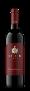 Ryder Estate NV Cabernet Sauvignon Bottle Shot – transp