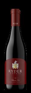 Ryder Estate NV Pinot Noir Bottle Shot – transp