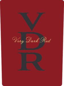 VDR 2018 Red Blend Label