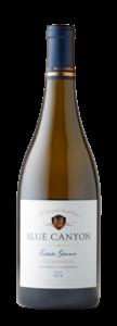 Blue Canyon 2018 Chardonnay Bottle Shot – transp