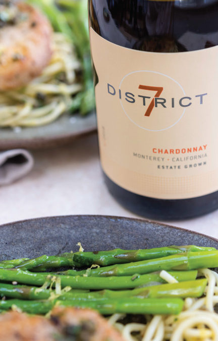 District 7 Take One Card NV Chardonnay Sustainability Print File