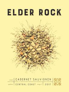 Elder Rock 2017 Cabernet Sauvignon Label – transp