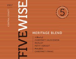 Five Wise 2017 Meritage Label