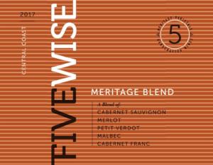 Five Wise 2017 Meritage Label – transp