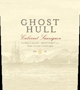 Ghost Hull 2018 Cabernet Sauvignon Label – transp