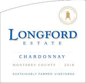 Longford Estate 2018 Chardonnay Front Label