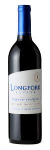 Longford Estate 2018 Cabernet Sauvignon Bottle Shot